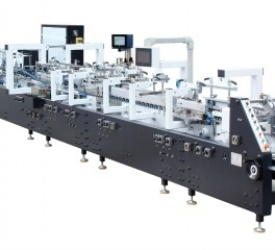 High-Speed-4-6-Corner-Automatic-Folder-Gluer-Machine-Gk-1100Gs-